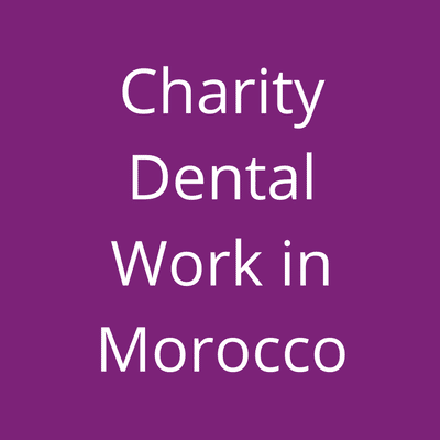 Charity Dental Work in Morocco