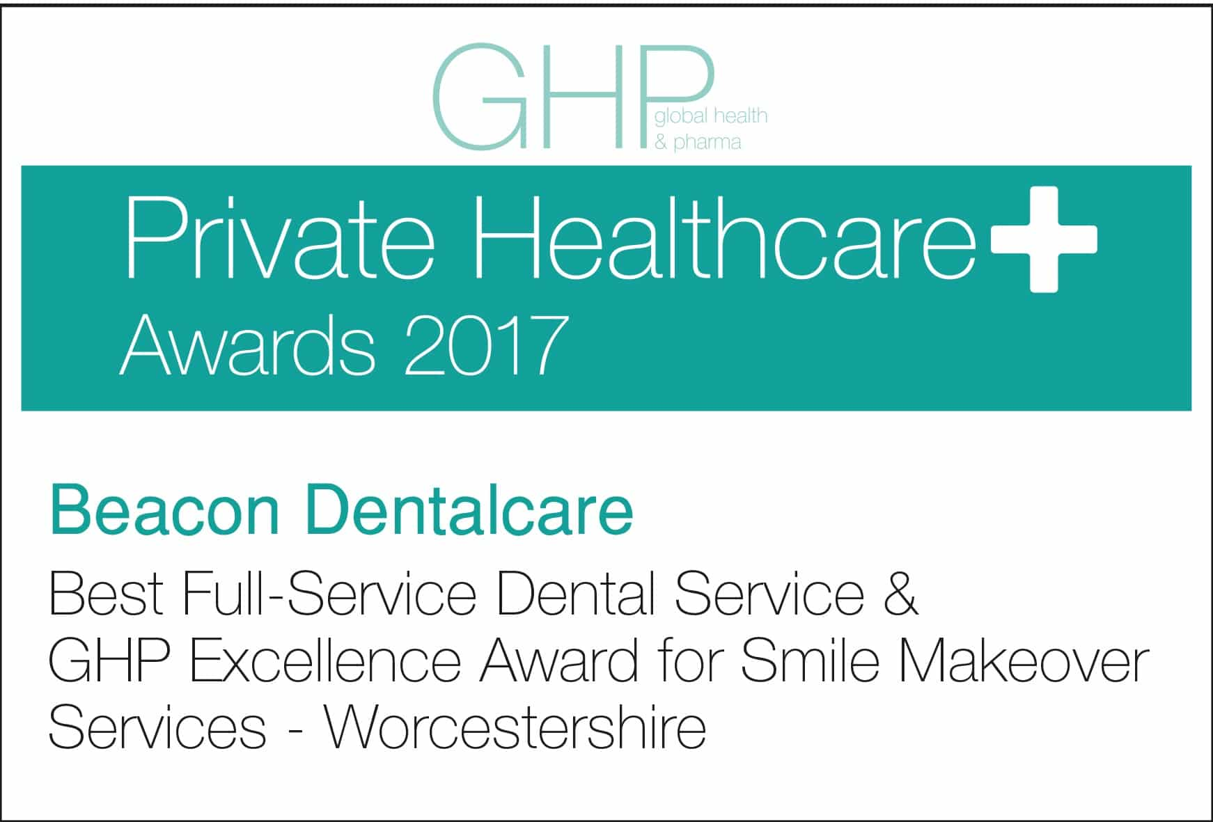 Beacon Dental Awards
