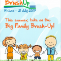 Big Family Brush Up 2017 - Win a £20 Amazon Voucher