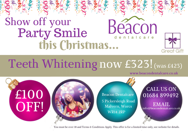 Teeth-Whitening Offer