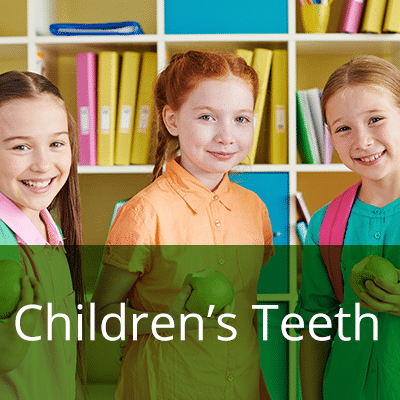 childrens teeth