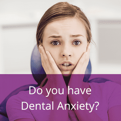 do you have dental anxiety