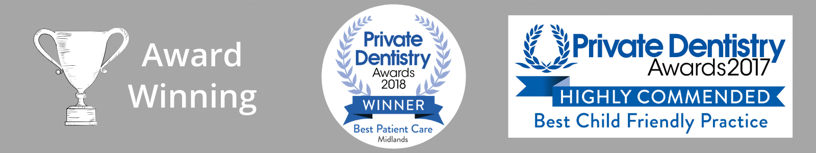 Private Dentistry Awards Finalists